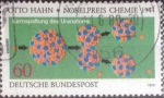 Stamps Europe - Germany -  Scott#1300 , intercambio 0,30 usd. , 60 cents. , 1979