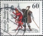 Stamps Europe - Germany -  Scott#1304 , intercambio 0,20 usd. , 60 cents. , 1979