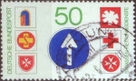 Stamps Europe - Germany -  Scott#1290 , intercambio 0,20 usd. , 50 cents. , 1979
