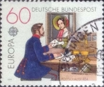 Stamps Europe - Germany -  Scott#1292 , intercambio 0,20 usd. , 60 cents. , 1980