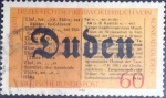 Stamps Europe - Germany -  Scott#1325 , intercambio 0,20 usd. , 60 cents. , 1980