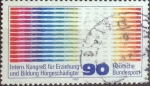 Stamps Europe - Germany -  Scott#1332 , intercambio 0,30 usd. , 90 cents. , 1980