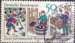 Stamps Europe - Germany -  Scott#1338 , intercambio 0,20 usd. , 50 cents. , 1980