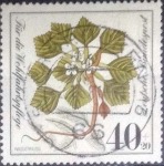 Stamps : Europe : Germany :  Scott#B589 , intercambio 0,35 usd. , 40+20 cents. , 1981