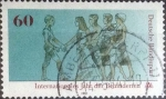 Stamps : Europe : Germany :  Scott#1342 , intercambio 0,20 usd. , 60 cents. , 1981