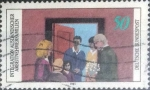 Stamps Germany -  Scott#1345 , intercambio 0,20 usd. , 50 cents. , 1981