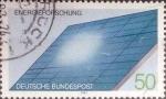 de Europa - Alemania -  Scott#1354 , intercambio 0,20 usd. , 50 cents. , 1981