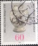 sellos de Europa - Alemania -  Scott#1366 , intercambio 0,20 usd. , 60 cents. , 1982