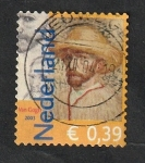Stamps : Europe : Netherlands :  2007 - 150 Anivº del nacimiento de Vincent Van Gogh