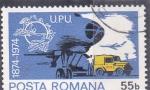 Sellos del Mundo : Europa : Rumania : CENTENARIO U,P,U