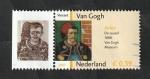Stamps : Europe : Netherlands :  2001 - 150 Anivº del nacimiento de Vincent Van Gogh