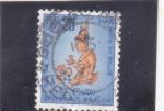Stamps : Asia : Sri_Lanka :  MUJER