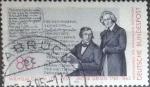 Sellos de Europa - Alemania -  Scott#1434 , intercambio 0,30 usd. , 80 cents. , 1985