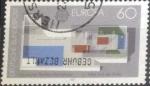 Sellos de Europa - Alemania -  Scott#1505 , intercambipo 0,30 usd. , 60 cents. , 1987