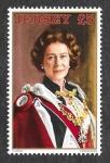 Sellos de Europa - Reino Unido -  268 - Isabel II