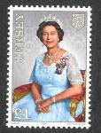 Sellos de Europa - Reino Unido -  389 - Isabel II