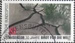Sellos de Europa - Alemania -  Scott#1570 , intercambio 0,30 usd. , 80 cents. , 1989