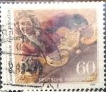 Sellos de Europa - Alemania -  Scott#1576 , intercambio 0,30 usd. , 60 cents. , 1989