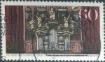 de Europa - Alemania -  Scott#1590 , intercambio 0,30 usd. , 60 cents. , 1989