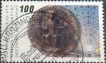 Sellos de Europa - Alemania -  Scott#1596 , intercambio 0,45 usd. , 100 cents. , 1990