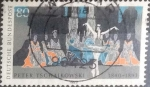 Sellos de Europa - Alemania -  Scott#1814 , intercambio 0,95 usd. , 80 cents. , 1993