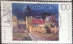 Sellos del Mundo : Europa : Alemania : Scott#1878 , intercambio 0,50 usd. , 100 cents. , 1995