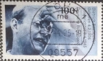 Sellos del Mundo : Europa : Alemania : Scott#1890 , intercambio 0,45 usd. , 100 cents. , 1995