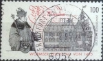 Sellos del Mundo : Europa : Alemania : Scott#1882, intercambio 0,45 usd. , 100 cents. , 1995