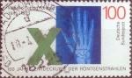 Sellos del Mundo : Europa : Alemania : Scott#1885, intercambio 0,45 usd. , 100 cents. , 1995