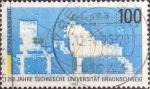 Sellos del Mundo : Europa : Alemania : Scott#1886 , intercambio 0,35 usd. , 100 cents. , 1995