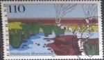 Sellos de Europa - Alemania -  Scott#1976 , intercambio 0,70 usd. , 110 cents. , 1997