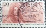Sellos de Europa - Alemania -  Scott#1933 , intercambio 0,55 usd. , 100 cents. , 1996