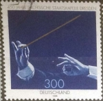 Stamps : Europe : Germany :  Scott#2022 , intercambio 1,75 usd. , 300 cents. , 1998