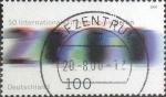 Sellos del Mundo : Europa : Alemania : Scott#2067 , intercambio 0,60 usd. , 100 cents. , 2000