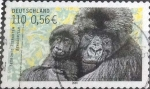 Stamps : Europe : Germany :  Scott#2132 , intercambio 1,00 usd. , 110cents./0,56 € , 2001