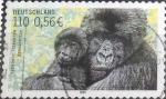 Sellos del Mundo : Europa : Alemania : Scott#2132 , intercambio 1,00 usd. , 110cents./0,56 € , 2001