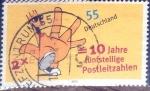 Sellos del Mundo : Europa : Alemania : Scott#2244 , intercambio 0,60 usd. , 55 cents. , 2003