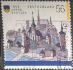 Stamps : Europe : Germany :  Scott#2147 , intercambio 1,00 usd. , 56 cents. , 2002