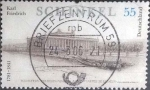 Stamps Germany -  Scott#2373 , intercambio 0,70 usd. , 55 cents. , 2006