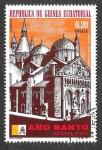 Stamps Africa - Equatorial Guinea -  Mi366 - Año Santo 1975 (Iglesias)