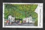 Stamps : Asia : Singapore :  150 Anivº de Istana