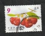 Stamps : Asia : Taiwan :  2747 - Fruta