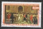 Stamps America - Venezuela -  C738 - 150º Aniversario del 19 de Abril