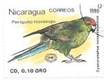 Sellos de America - Nicaragua -  aves
