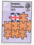 Stamps : Europe : United_Kingdom :  comunidad europea