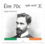 Stamps : Europe : Ireland :  Roger Casement