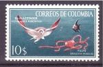 Sellos del Mundo : America : Colombia : serie- Peces