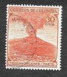 Sellos de America - Colombia -  C244 - Volcán Galeras