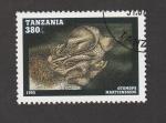 Stamps Tanzania -  Otomops martiesseni