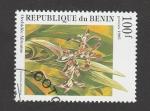Stamps : Africa : Benin :  Ansellia africana